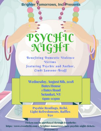 Psychic Night Flyer