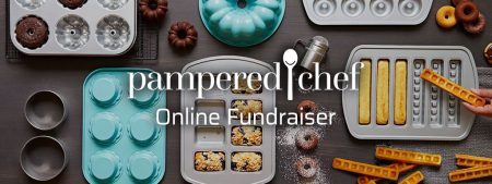 Pampered Chef Online Fundraiser